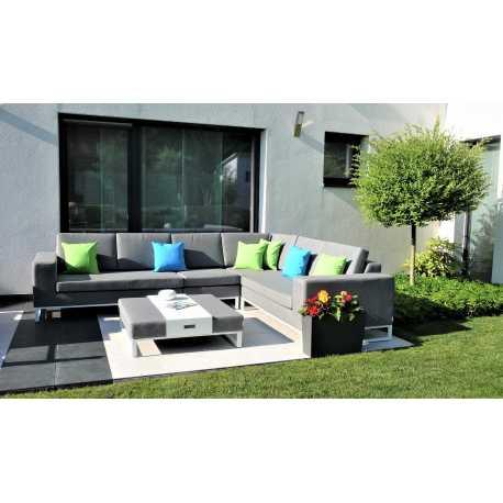 Tania kárpitozott kerti bútor teraszbútor lounge